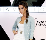 And the Best Dressed Award goes to…..Victoria Beckham