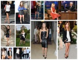 Fashion Faceoff- Vote Now: Who Wore the Leather Trend Best?