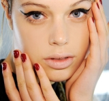 Nail Trends from Fashion Week Fall 2012